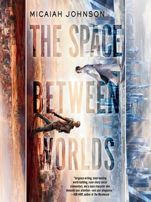 cover image of The Space Between Worlds