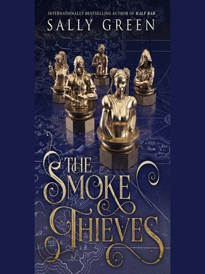 cover image of The Smoke Thieves