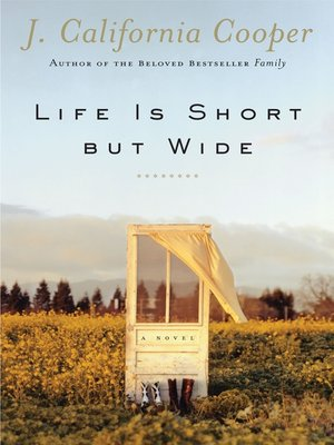 cover image of Life is Short but Wide
