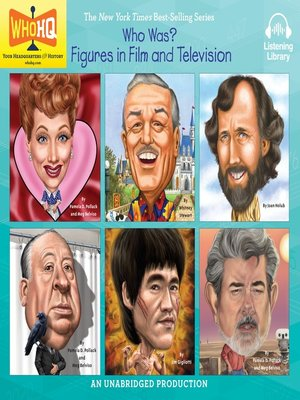 cover image of Who Was - Figures in Film and Television