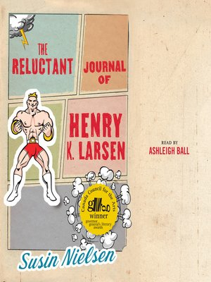 cover image of The Reluctant Journal of Henry K. Larsen