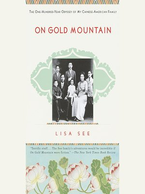 cover image of On Gold Mountain