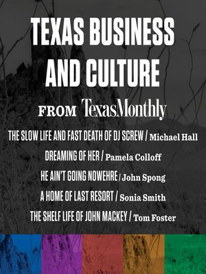 cover image of Texas Business and Culture from Texas Monthly