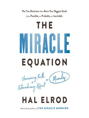 cover image of The Miracle Equation