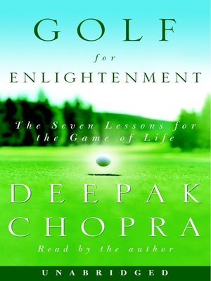 cover image of Golf For Enlightenment