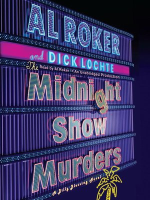 cover image of The Midnight Show Murders