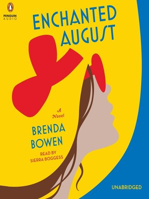 cover image of Enchanted August