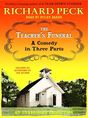 cover image of The Teacher's Funeral