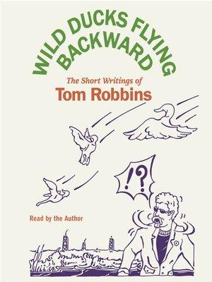 cover image of Wild Ducks Flying Backward