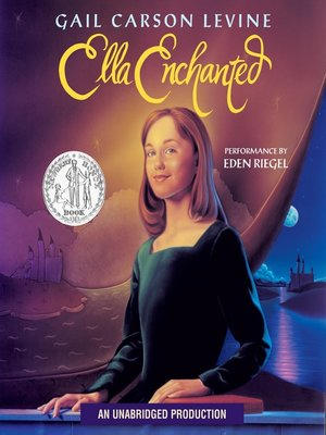 cover image of Ella Enchanted