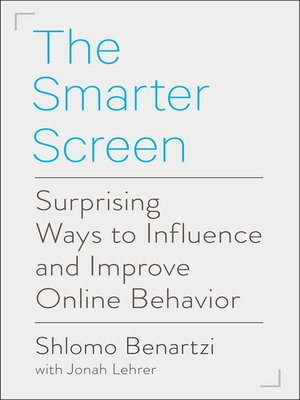cover image of The Smarter Screen