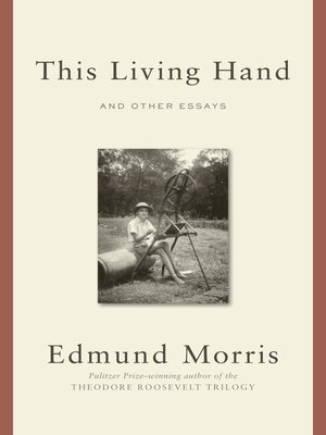 cover image of This Living Hand