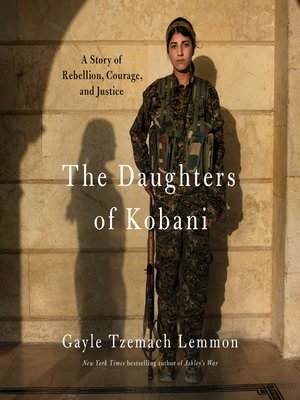 cover image of The Daughters of Kobani