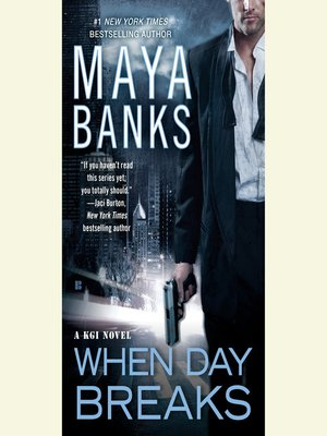 maya banks kgi series download