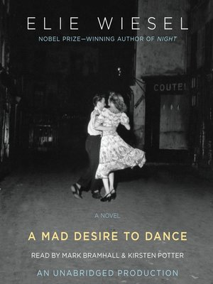 cover image of A Mad Desire to Dance