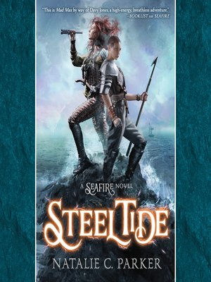 cover image of Steel Tide