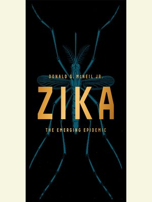 cover image of Zika