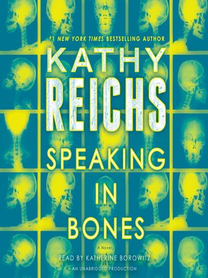 cover image of Speaking in Bones