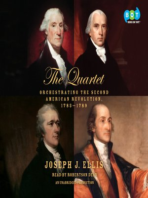 cover image of The Quartet
