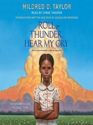 cover image of Roll of Thunder, Hear My Cry
