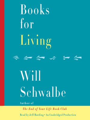 cover image of Books for Living