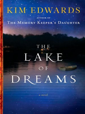 cover image of The Lake of Dreams