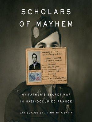 cover image of Scholars of Mayhem