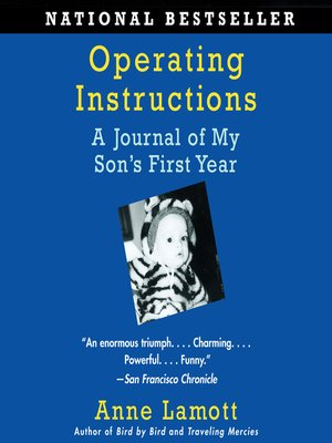 cover image of Operating Instructions