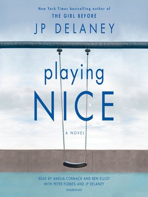 cover image of Playing Nice