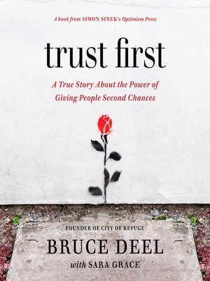 cover image of Trust First