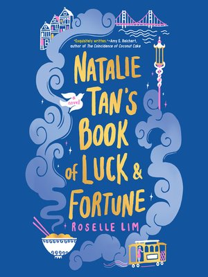 cover image of Natalie Tan's Book of Luck and Fortune