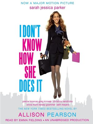 cover image of I Don't Know How She Does It