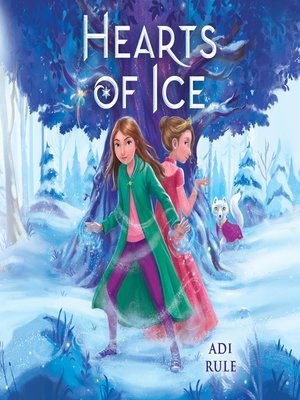 cover image of Hearts of Ice