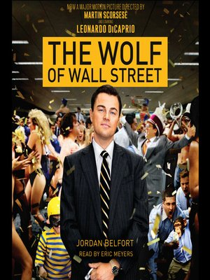 cover image of The Wolf of Wall Street (Movie Tie-in Edition)