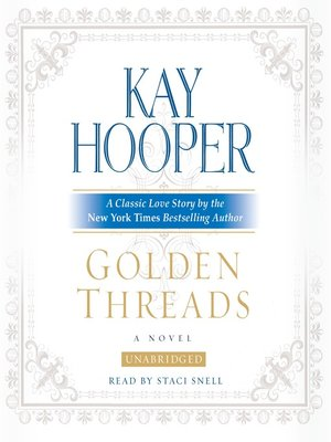 cover image of Golden Threads