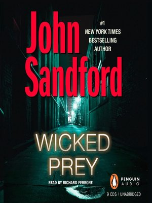 cover image of Wicked Prey