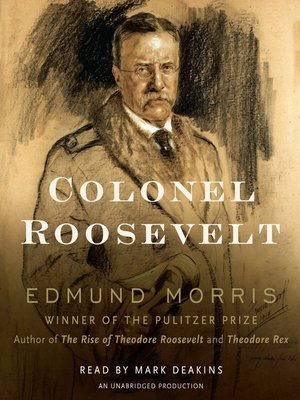 cover image of Colonel Roosevelt