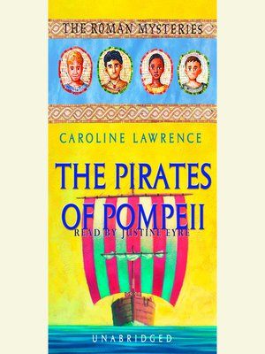cover image of The Pirates of Pompeii
