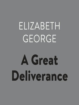 cover image of A Great Deliverance