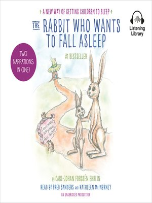 cover image of The Rabbit Who Wants to Fall Asleep