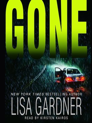 cover image of Gone