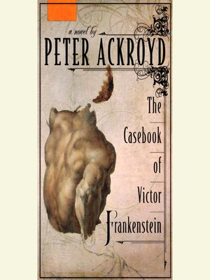 cover image of The Casebook of Victor Frankenstein