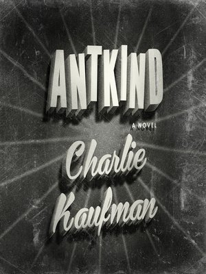 cover image of Antkind