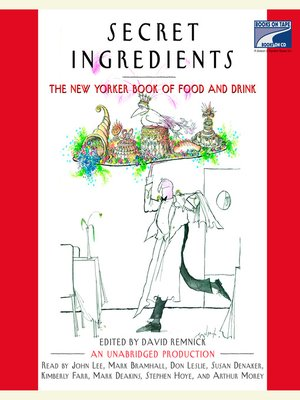 cover image of Secret Ingredients