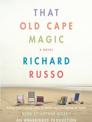 cover image of That Old Cape Magic