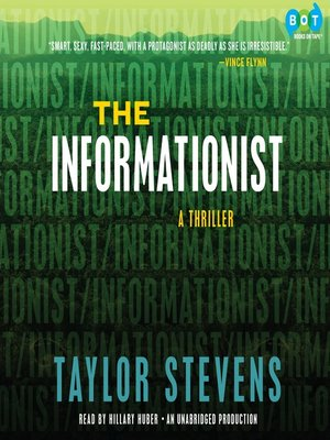 cover image of The Informationist
