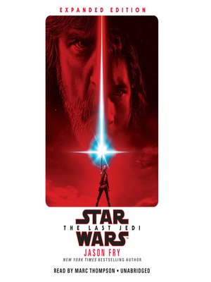 cover image of The Last Jedi