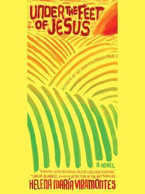 cover image of Under the Feet of Jesus