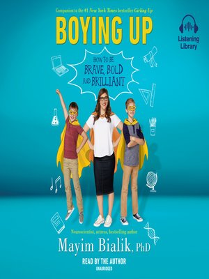 cover image of Boying Up
