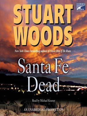 cover image of Santa Fe Dead